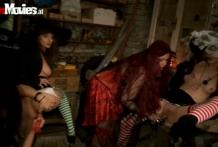 Orgía de Brujas en Halloween